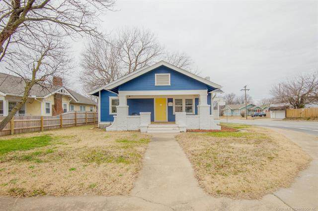 604 S Zunis Avenue, Tulsa, OK 74104 (MLS #2102360) :: Active Real Estate