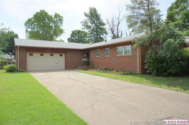 1737 S 74th Avenue E, Tulsa, OK 74112 (MLS #2102396) :: Active Real Estate
