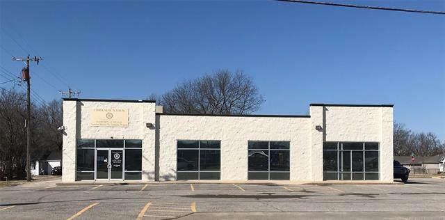 501 S Mississippi Avenue, Ada, OK 74820 (MLS #2102400) :: House Properties