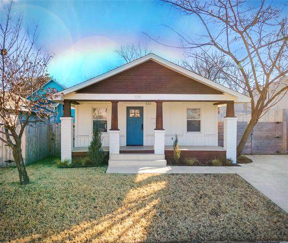 1135 S Atlanta Avenue, Tulsa, OK 74104 (MLS #2102405) :: Active Real Estate