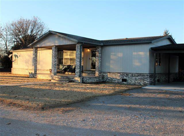 2158 Stobtown Road, Ardmore, OK 73401 (MLS #2102435) :: Hopper Group at RE/MAX Results