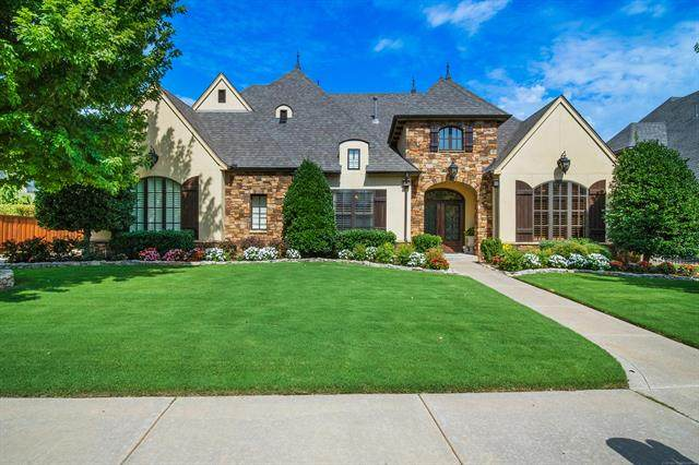11601 S Oswego Avenue, Tulsa, OK 74137 (MLS #2102445) :: Hopper Group at RE/MAX Results