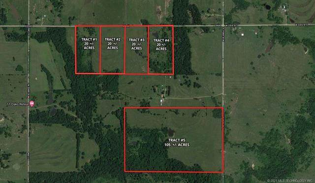 4 W 33rd Street S, Haskell, OK 74436 (MLS #2102518) :: RE/MAX T-town