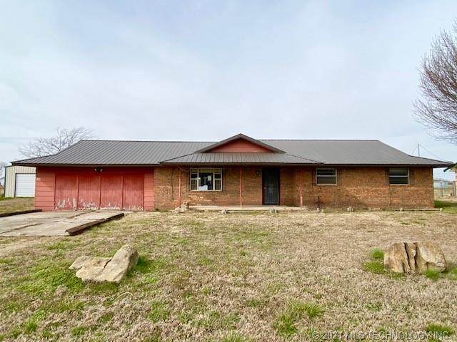 12987 County Road 3476, Ada, OK 74820 (MLS #2102866) :: RE/MAX T-town