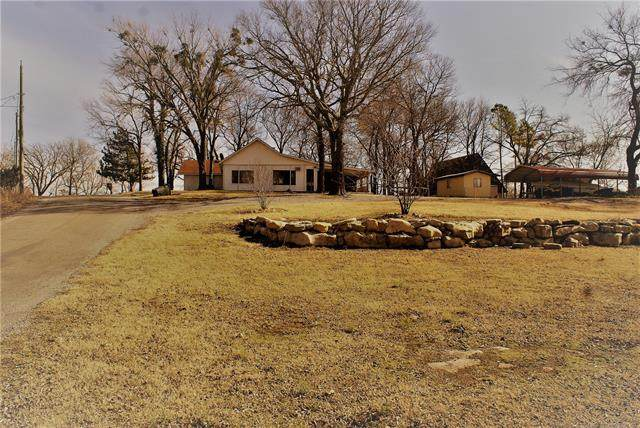 1027 Lakeside Drive N, Adair, OK 74330 (MLS #2102885) :: RE/MAX T-town