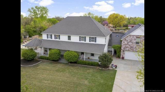 8150 S Yukon Avenue, Tulsa, OK 74132 (MLS #2102940) :: Owasso Homes and Lifestyle