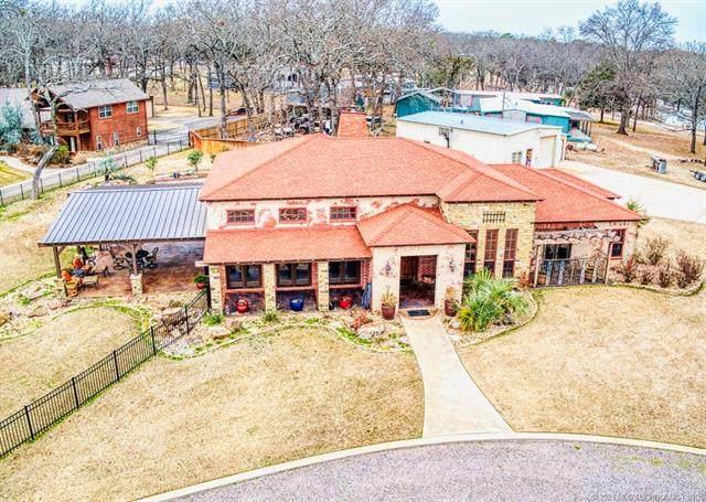 6967 Magnolia Drive, Kingston, OK 73439 (MLS #2103006) :: Active Real Estate