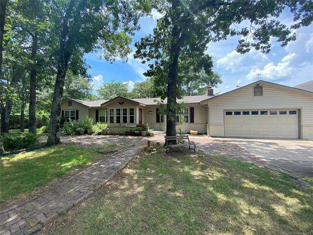 29688 S 534 Road, Cookson, OK 74451 (MLS #2103023) :: RE/MAX T-town