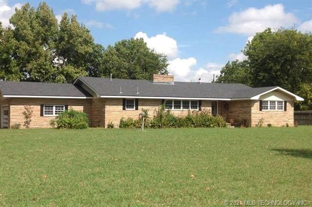 719 NE 5th Street NE, Pryor, OK 74361 (MLS #2103110) :: 918HomeTeam - KW Realty Preferred