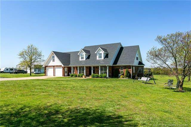 74940 S 4749 Road, Westville, OK 74965 (MLS #2103123) :: Owasso Homes and Lifestyle