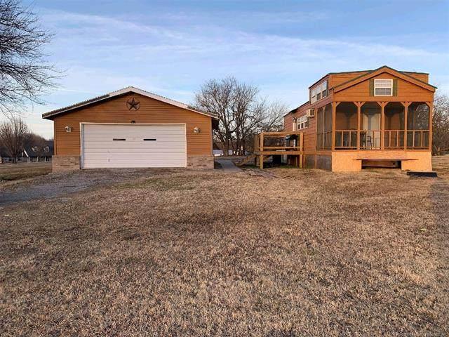 498 N Railroad, Copan, OK 74022 (MLS #2103144) :: Active Real Estate