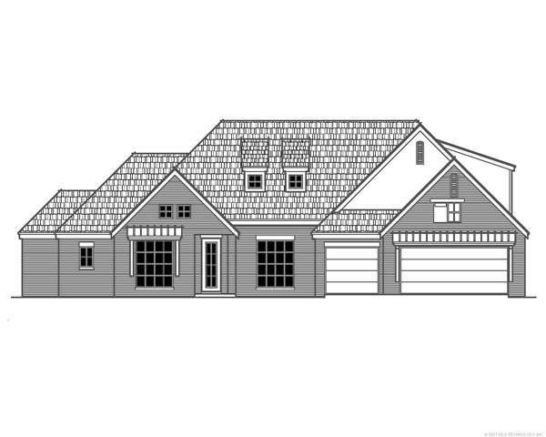 12451 S Granite Avenue E, Bixby, OK 74008 (MLS #2103154) :: Hopper Group at RE/MAX Results