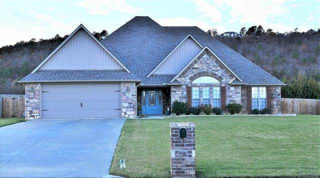 2803 Persimmon Street, Poteau, OK 74953 (MLS #2103257) :: RE/MAX T-town