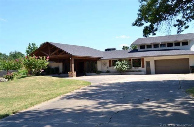 1117 E 13th Street, Cushing, OK 74023 (MLS #2103316) :: House Properties