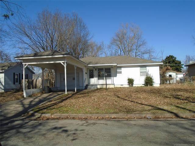 303 10th Street, Pryor, OK 74361 (MLS #2103349) :: RE/MAX T-town