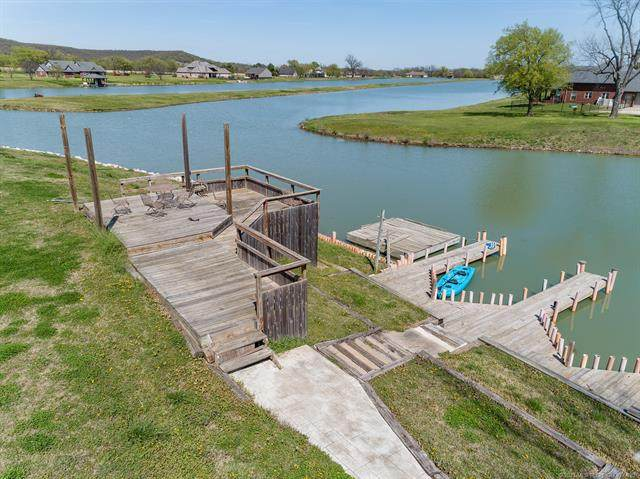 N 160th Road, Mounds, OK 74047 (MLS #2103371) :: RE/MAX T-town