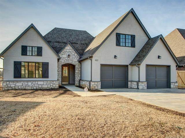 422 W 78th Street, Tulsa, OK 74132 (MLS #2103404) :: Hopper Group at RE/MAX Results