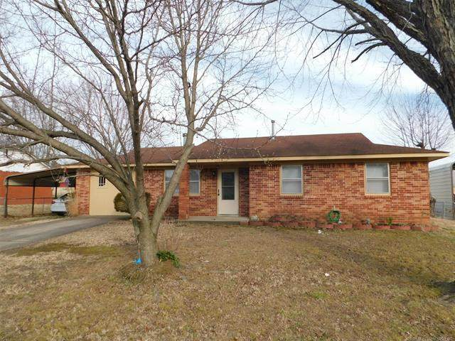 106 S Gladd Road, Fort Gibson, OK 74434 (MLS #2103432) :: Hopper Group at RE/MAX Results