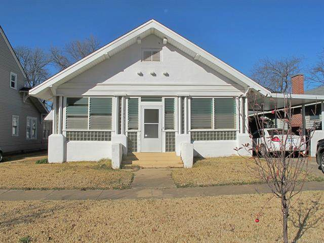 1009 Mclish Street, Ardmore, OK 73401 (MLS #2103491) :: RE/MAX T-town