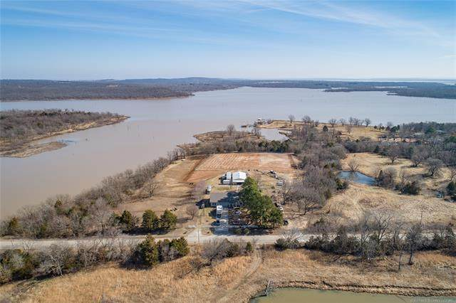 121259 S 4090 Road, Eufaula, OK 74432 (MLS #2103498) :: 918HomeTeam - KW Realty Preferred