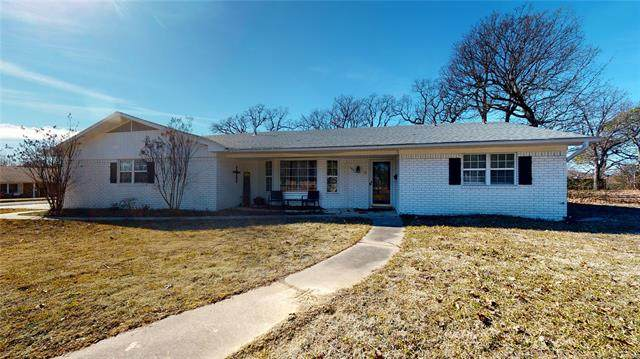 1911 Mockingbird, Mcalester, OK 74501 (MLS #2103512) :: Hopper Group at RE/MAX Results