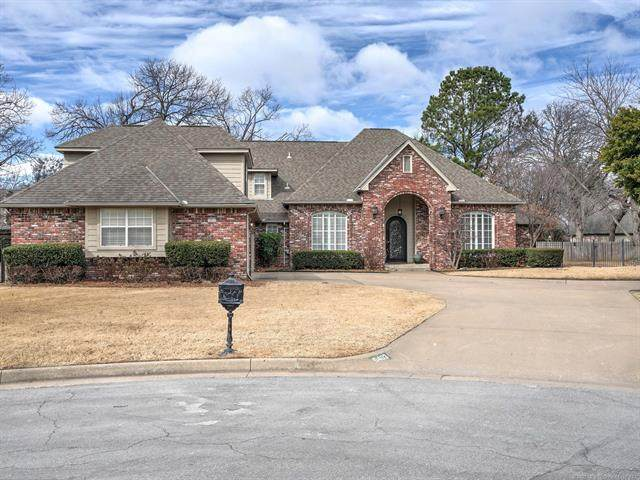 5403 E 103rd Place, Tulsa, OK 74137 (MLS #2103539) :: Hopper Group at RE/MAX Results