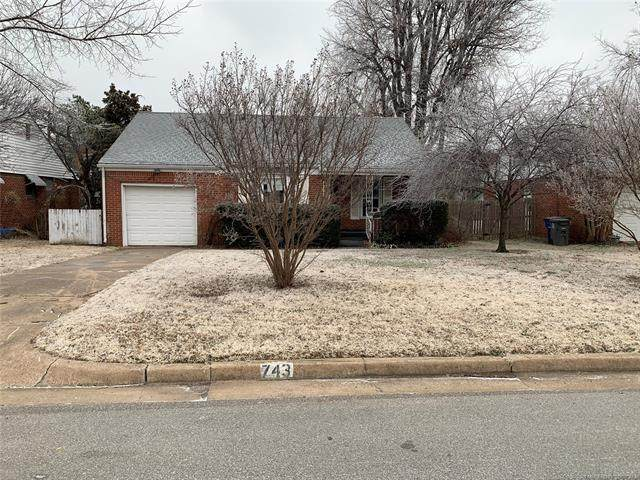 743 N Gary Place, Tulsa, OK 74110 (MLS #2103552) :: Hopper Group at RE/MAX Results