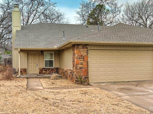6718 S 78th East Avenue, Tulsa, OK 74133 (MLS #2103579) :: Hopper Group at RE/MAX Results