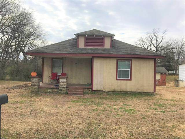 313 Beach Street, Henryetta, OK 74437 (MLS #2103595) :: RE/MAX T-town