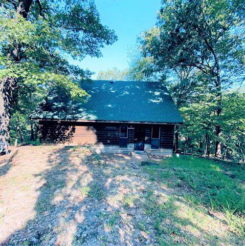 156 Private Road 116 Road, Jay, OK 74346 (MLS #2103598) :: Hopper Group at RE/MAX Results