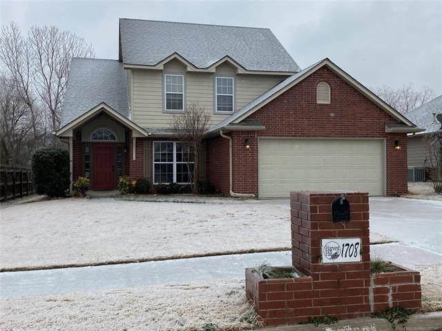 1708 Walnut Hill Lane, Claremore, OK 74019 (MLS #2103605) :: House Properties