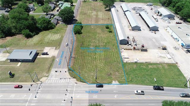 1401 N York Street, Muskogee, OK 74403 (MLS #2103649) :: Active Real Estate