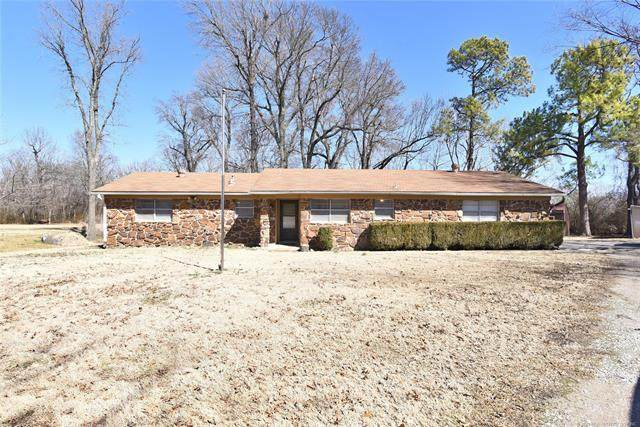 6601 S 236th East Avenue, Broken Arrow, OK 74014 (MLS #2103732) :: Active Real Estate