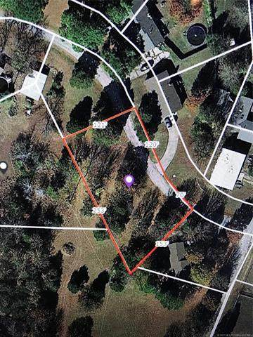 2484 E Peaceable Lane, Cleveland, OK 74020 (MLS #2103733) :: 918HomeTeam - KW Realty Preferred