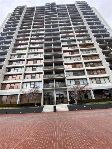 450 W 7th Street #2005, Tulsa, OK 74119 (MLS #2103757) :: Active Real Estate