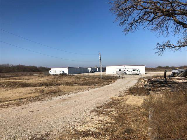 781 Lodge Road A, Ardmore, OK 73401 (MLS #2103780) :: 580 Realty