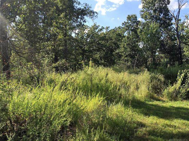 Weeping Willow Road E, Eucha, OK 74342 (MLS #2103812) :: RE/MAX T-town