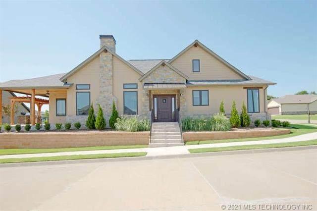 8405 S Phoenix Place, Tulsa, OK 74132 (MLS #2103819) :: Active Real Estate