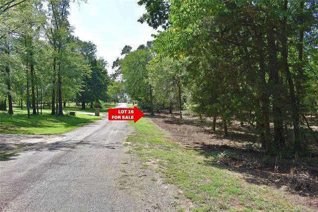 2419 W Olivia Drive, Hugo, OK 74743 (MLS #2103831) :: 918HomeTeam - KW Realty Preferred