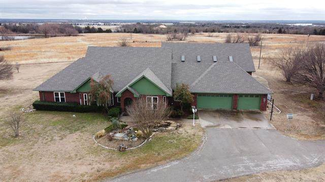 381 Hereford Road, Springer, OK 73458 (MLS #2103848) :: RE/MAX T-town