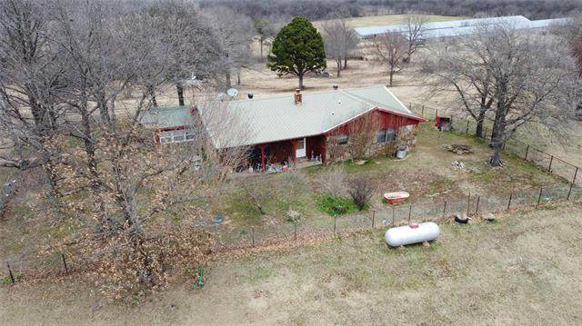 26242 Conser Road, Hodgen, OK 74939 (MLS #2103933) :: RE/MAX T-town