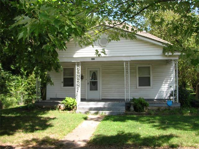 318 N F Street, Muskogee, OK 74403 (MLS #2104022) :: RE/MAX T-town