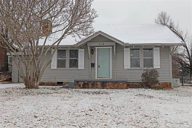 319 E 18th Street, Pawhuska, OK 74056 (MLS #2104037) :: RE/MAX T-town