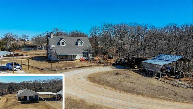 5228 Gene Autry Road, Ardmore, OK 73401 (#2104043) :: Homes By Lainie Real Estate Group