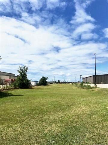 Lonnie Abbott Boulevard, Ada, OK 74820 (MLS #2104116) :: RE/MAX T-town
