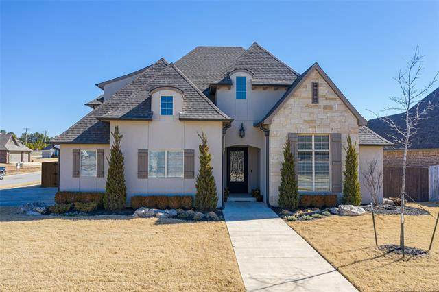 12109 S Fulton Avenue, Bixby, OK 74008 (MLS #2104160) :: Hopper Group at RE/MAX Results