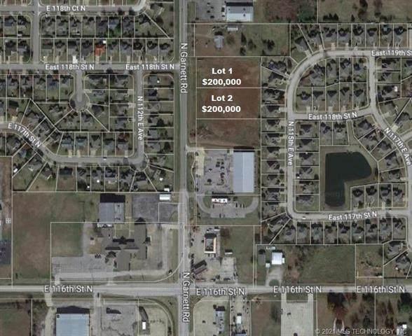 N Garnett Road E, Owasso, OK 74021 (MLS #2104357) :: Active Real Estate