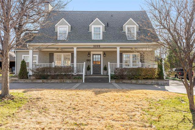 2222 E 22nd Place, Tulsa, OK 74114 (MLS #2104404) :: Hopper Group at RE/MAX Results