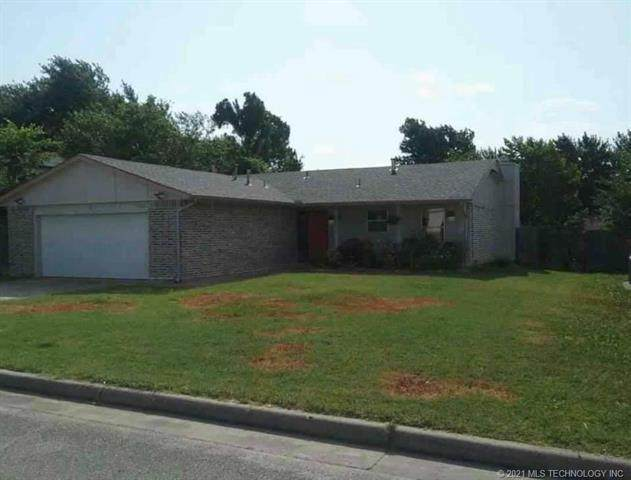 6223 S 31st West Avenue, Tulsa, OK 74132 (MLS #2104506) :: Hopper Group at RE/MAX Results