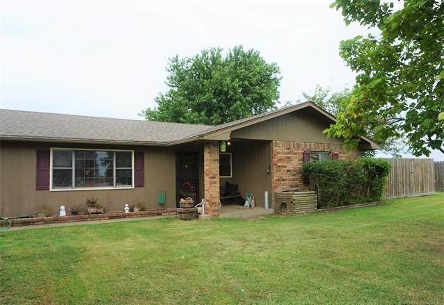 105880 S 4177 Road, Checotah, OK 74426 (MLS #2104615) :: Active Real Estate